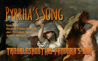 We are thrilled that our first single Pyrrha's Song was released today by Melodic Revolution Records